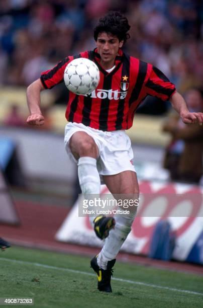 Serie A Football Udinese v AC Milan Gianlugi Lentini