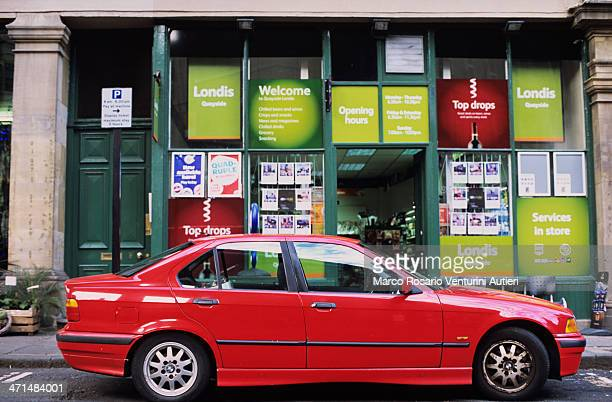 series 3 (e46) bmw in newcastle - palanquin stock photos and pictures