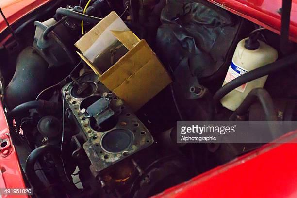 Series ein Motor Fach