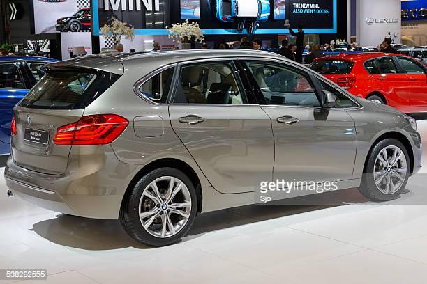BMW 5 シリーズアクティブ Tourer 車