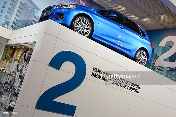 BMW série de ativos Tourer de 2
