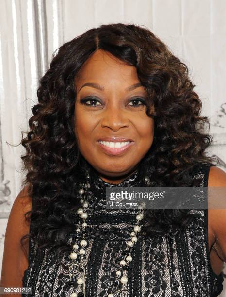 Series creator Star Jones attends Build Presents Vanessa Williams Star Jones Chloe Bridges Camille Guaty Fiona Gubelmann Discussing 'Daytime Divas'...