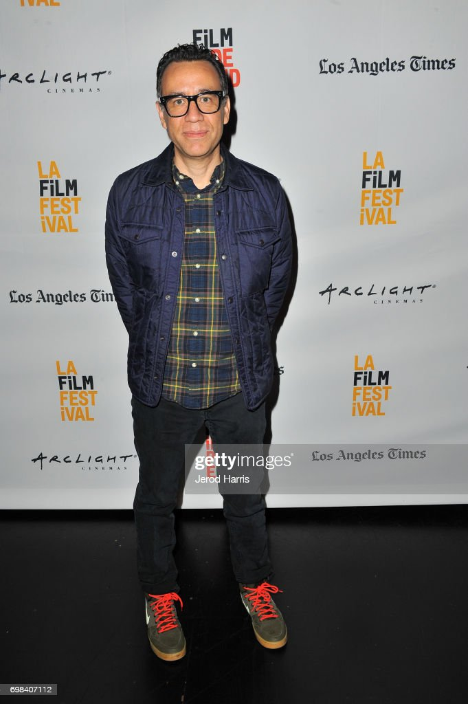 Series creator/actor Fred Armisen attends the Portlandia Retrospective during the 2017 Los Angeles Film Festival at Kirk Douglas Theatre on June 15, 2017 in Culver City, California.