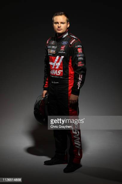 Series driver Cole Custer poses for a photo at the Charlotte Convention Center on January 28 2019 in Charlotte North Carolina