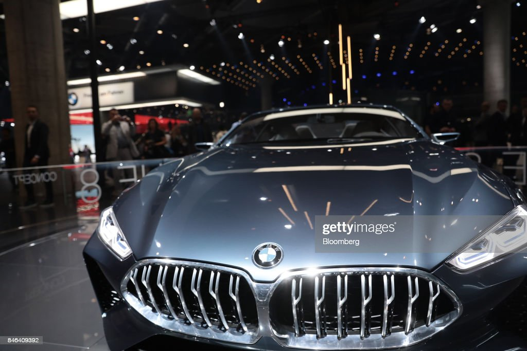 The 67th IAA Frankfurt Automobile Show Day Two : News Photo