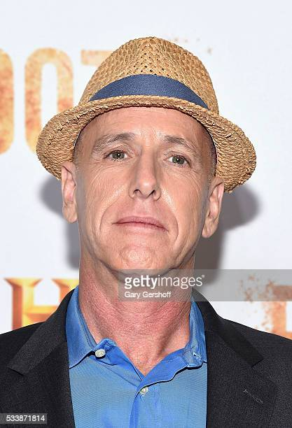 Series executive producer Mark Wolper attends the Roots night one screening at Alice Tully Hall Lincoln Center on May 23 2016 in New York City