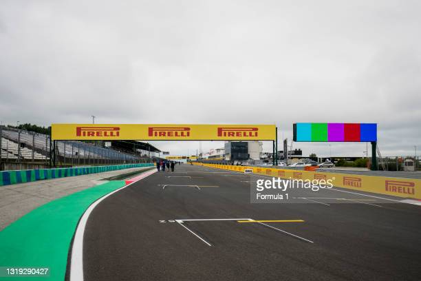 Series Round 4. .Hungaroring, Budapest, Hungary..Thursday 27 July 2017..A view of the circuit.
