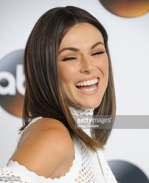 Serinda Swan arrives at the 2017 Summer TCA Tour Disney ABC Television Group at The Beverly Hilton Hotel on August 6 2017 in Beverly Hills California