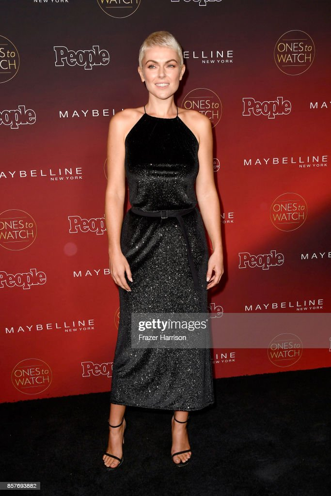 Serinda Swan attends People's 'Ones To Watch' at NeueHouse Hollywood on October 4, 2017 in Los Angeles, California.