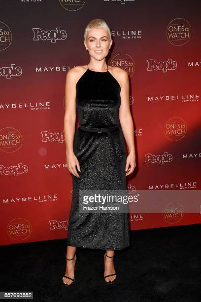 Serinda Swan attends People's 'Ones To Watch' at NeueHouse Hollywood on October 4 2017 in Los Angeles California