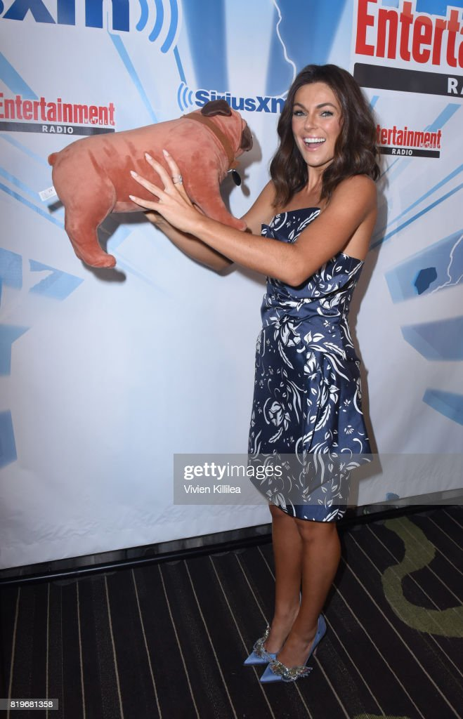 Serinda Swan attends SiriusXM's Entertainment Weekly Radio Channel Broadcasts From Comic Con 2017 at Hard Rock Hotel San Diego on July 20, 2017 in San Diego, California.
