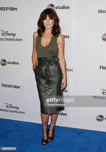 Serinda Swan attends the 2017 ABC/Disney Media Distribution International Upfronts at Walt Disney Studio Lot on May 21 2017 in Burbank California