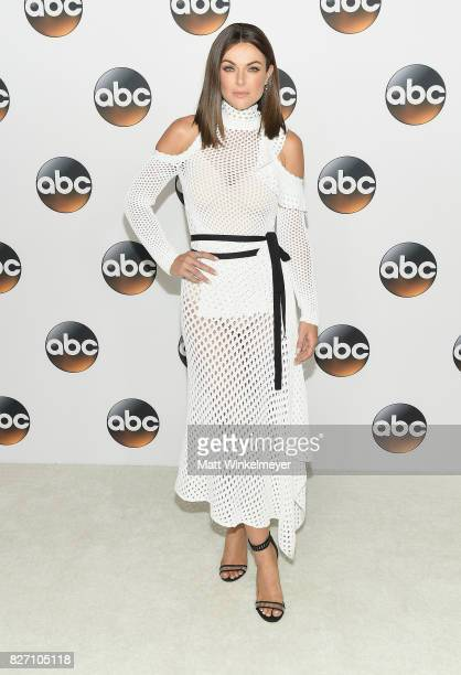 Serinda Swan attends the 2017 Summer TCA Tour Disney ABC Television Group at The Beverly Hilton Hotel on August 6 2017 in Beverly Hills California