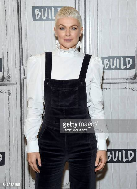 Serinda Swan attends the Build Series to discuss their new show 'Inhumans'at Build Studio on August 31 2017 in New York City