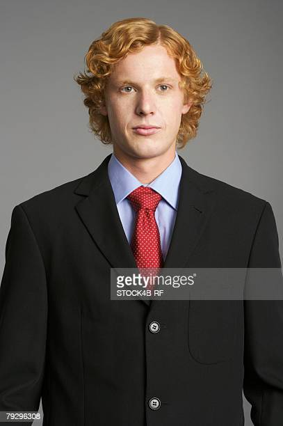 serious businessman - mid length hair stock pictures, royalty-free photos & images