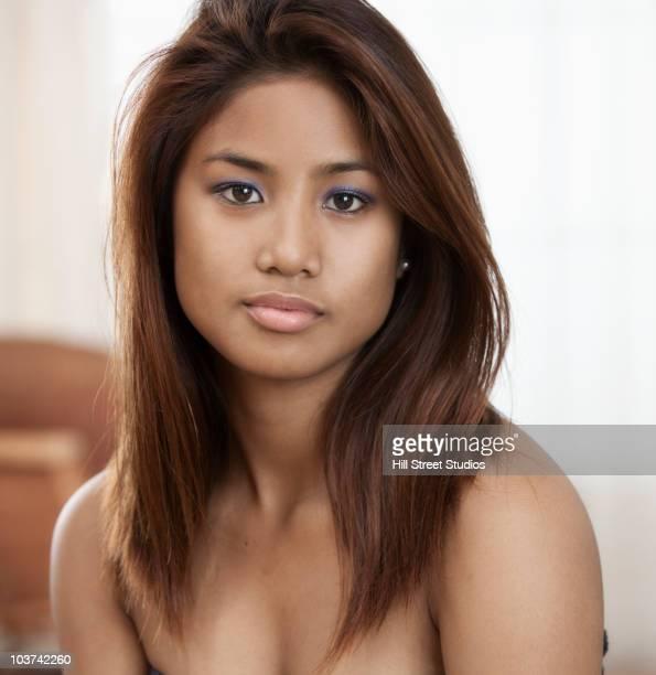 Filipino Woman Stock Photo 7