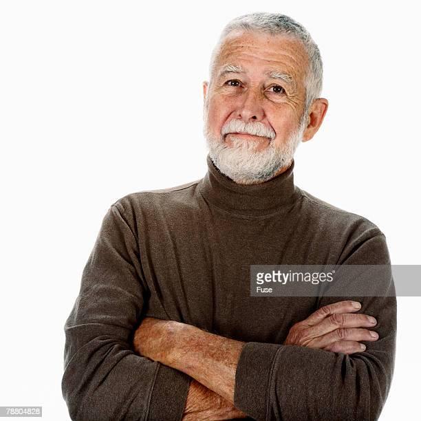 serious man - 60 69 anni foto e immagini stock