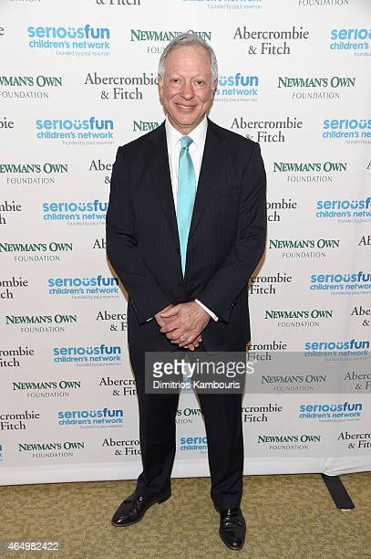 SeriousFun Children's Network chairman Donald J Gogel attends SeriousFun Children's Network's New York City Gala at Avery Fisher Hall Lincoln Center...