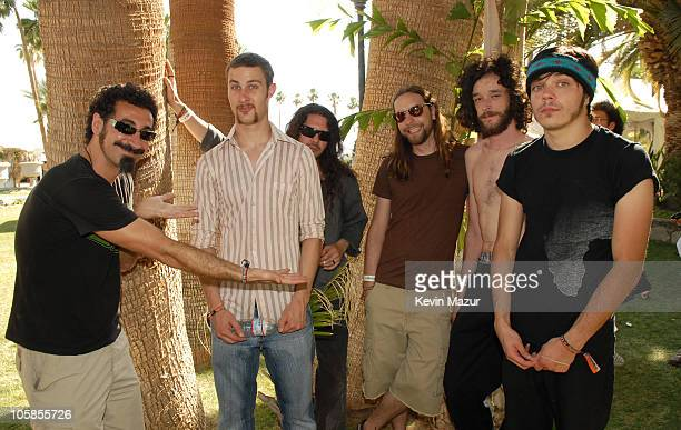 Serj Tankian of System of a Down and Fair to Midland