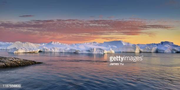 sermermiut greenland ilulissat iceberg - antarctic ocean stock pictures, royalty-free photos & images