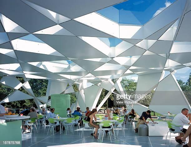 Serpentine Gallery Summer Pavilion 2002 London United Kingdom Architect Toyo Ito Serpentine Gallery Pavilion