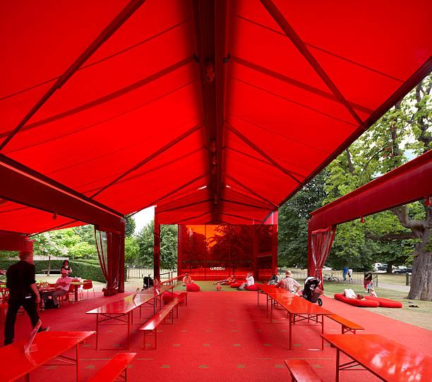 Serpentine Gallery Summer Pavilion 2010 Hyde Park London W2 United Kingdom Architect