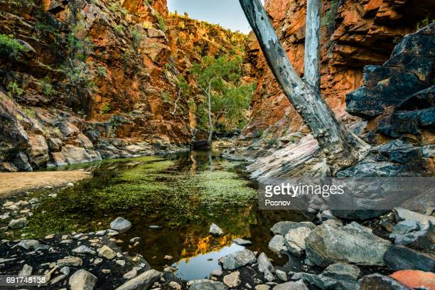 Serpentine Gorge at West Macdonnell Ranges