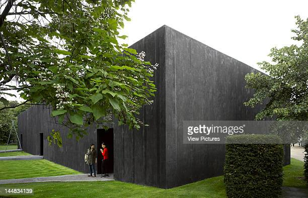 Serpentine Pavilion 2011 Kensington Gardens London W2 3Xa United Kingdom Architect Peter Zumthor Serpentine PavilionPeter Zumthor Overall Exterior...