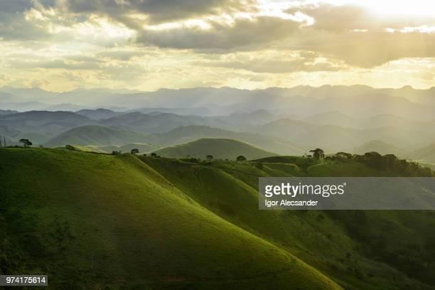 Serra da Beleza, border of Rio de Janeiro - Minas Gerais states, Brazil