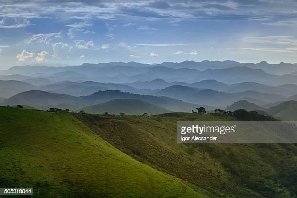 Serra da Beleza Mountains, Rio de Janeiro State, Brazil