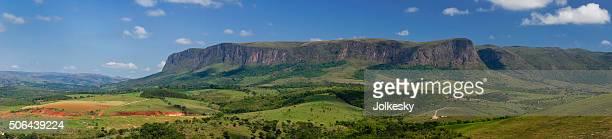 Panorama de Serra da Canastra