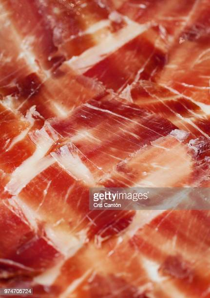 serrano ham - serrano ham stock photos and pictures