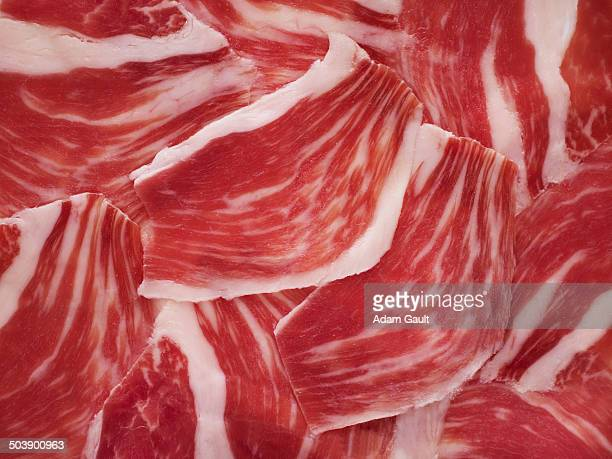 Serrano Ham Slices