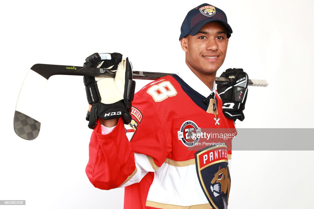 2018 NHL Draft - Portraits : News Photo