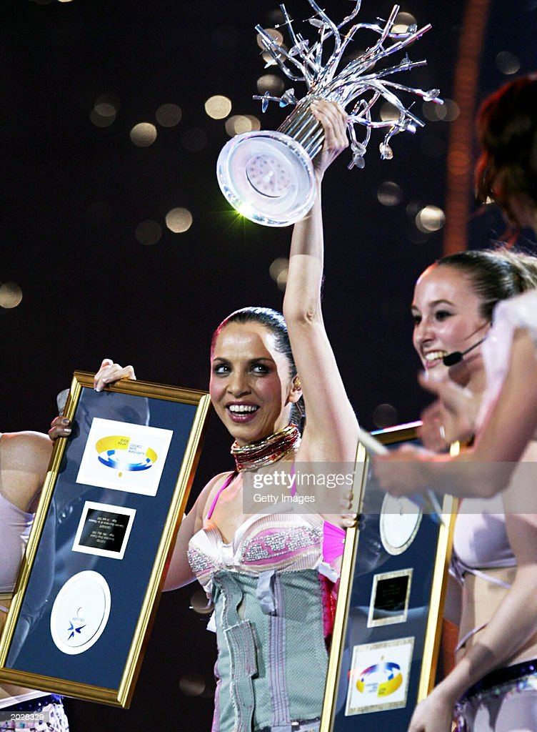 48th Eurovision Song Contest : News Photo