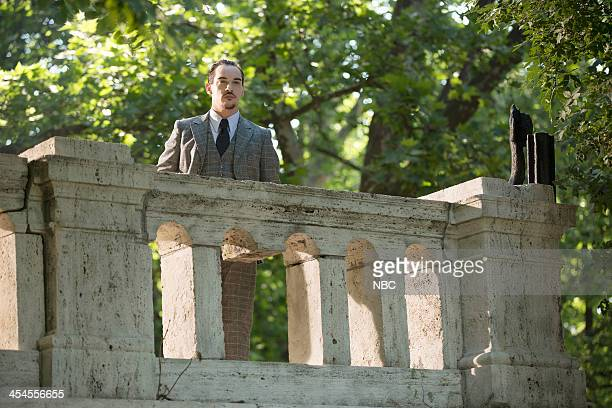 DRACULA 'Servant To Two Masters' Episode 107 Pictured Jonathan Rhys Meyers as Alexander Grayson