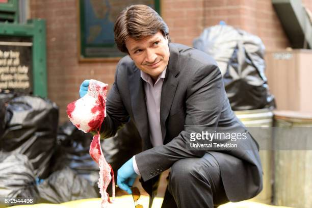 NINE 'Serve Protect' Episode 414 Pictured Nathan Fillion as Mark Devereaux