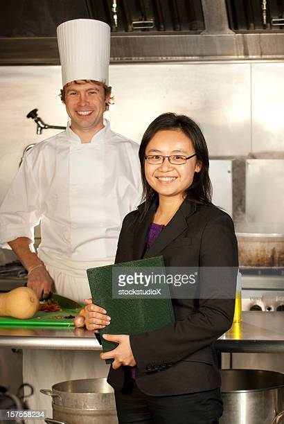 Server and Chef