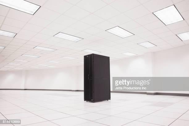 Server in server room