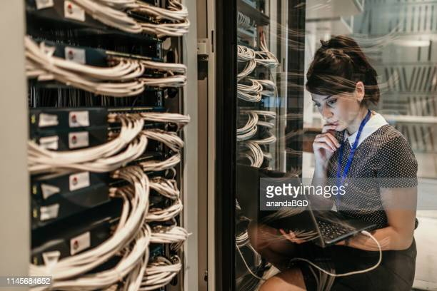 server room - computer network stock pictures, royalty-free photos & images