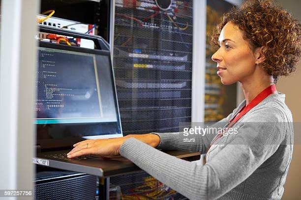 server room programmer