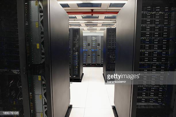 Server in den data center