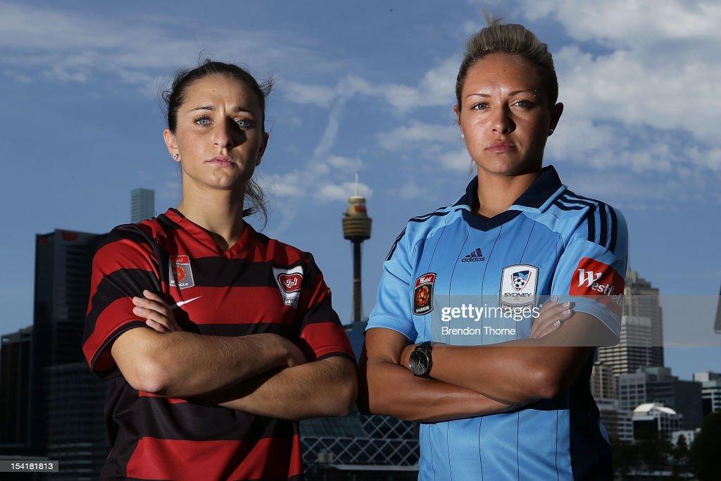 2012/13 W-League Season Launch