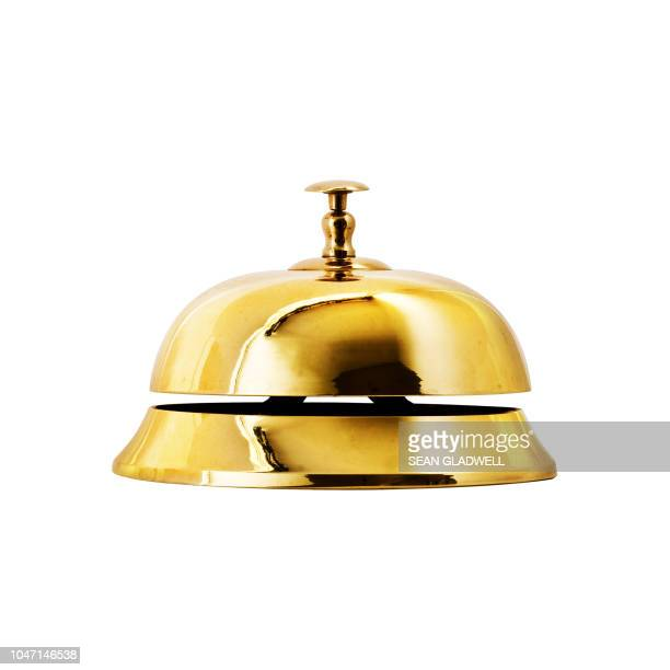 service bell - bell stock pictures, royalty-free photos & images