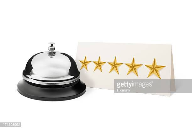 Service Bell with Five Stars.