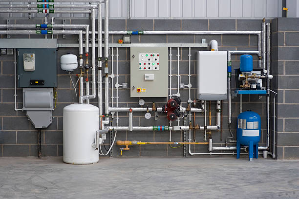 hydronic heat pumps