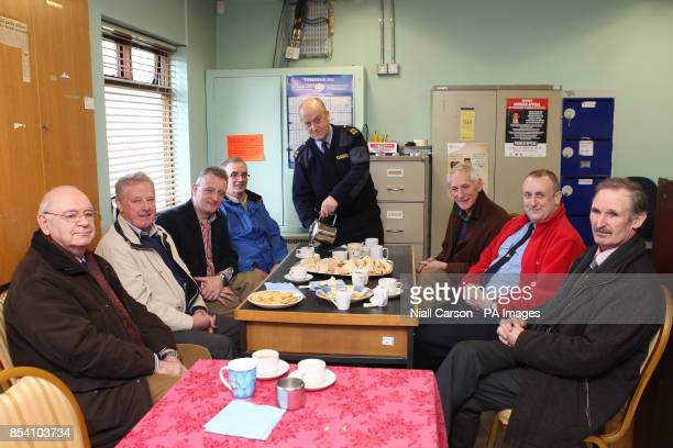 Serving and former Gardai from Kill station Kildare Jarleth Semple Kevin O'Neill Phillip Farrell Willie Connor Gerry Goode Pat Murphy Mick Murphy...