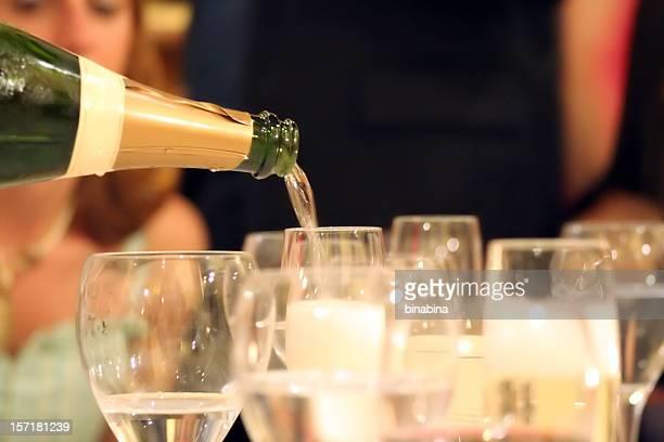 Sert du champagne