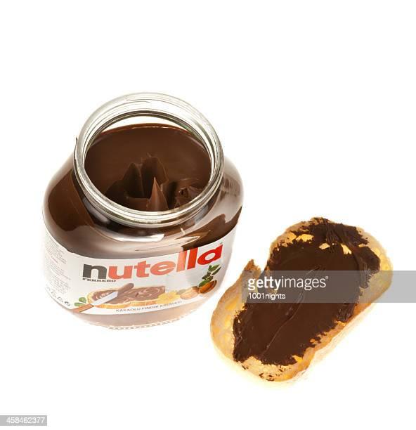 Sirve nutella