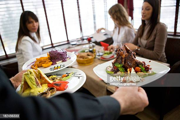serving - course meal stock pictures, royalty-free photos & images